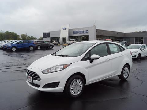 2017 Ford Fiesta for sale in Republic, MO