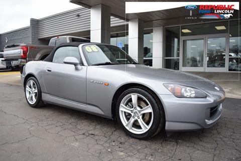 2008 Honda S2000 for sale in Republic, MO