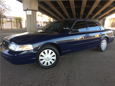 2008 Ford Crown Victoria for sale in Phoenix, AZ
