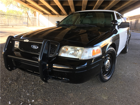2009 Ford Crown Victoria for sale in Phoenix, AZ