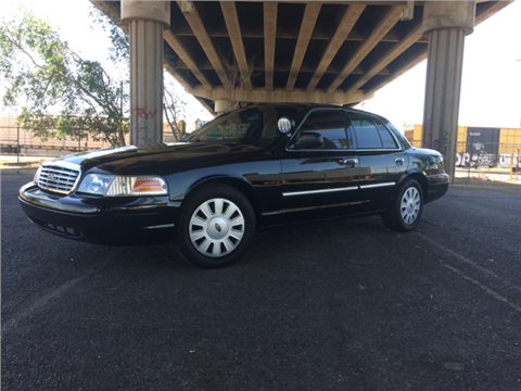 2010 Ford Crown Victoria for sale in Phoenix, AZ