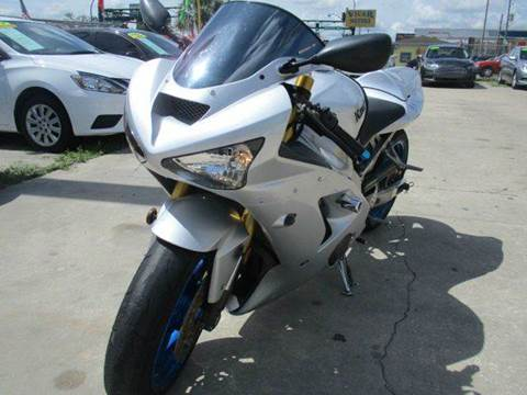2003 Kawasaki Ninja ZX-6R for sale in Orlando, FL