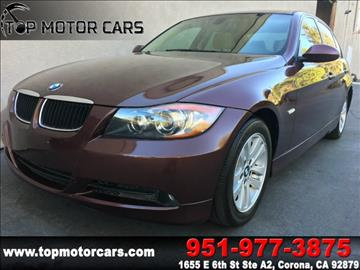 2006 BMW 3 Series for sale in Corona, CA