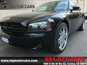 2008 Dodge Charger for sale in Corona, CA