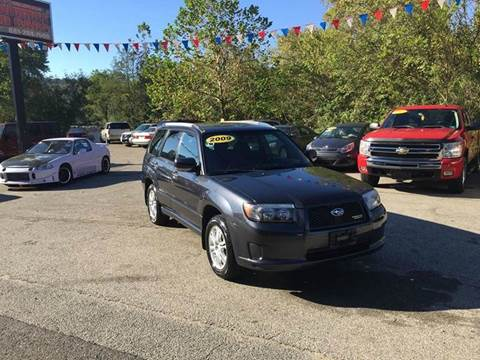 2008 Subaru Forester for sale in Lavalette, WV