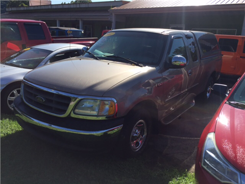 2002 Ford F-150 for sale in Lavalette, WV