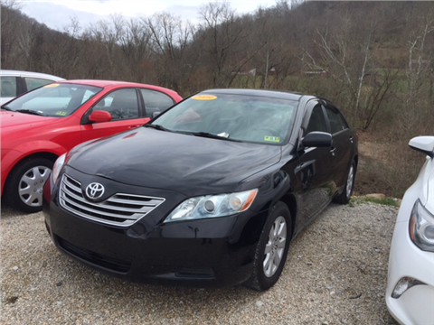 2009 Toyota Camry Hybrid for sale in Lavalette, WV
