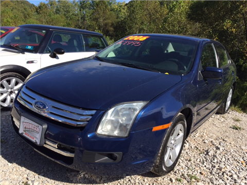 2006 Ford Fusion for sale in Lavalette, WV