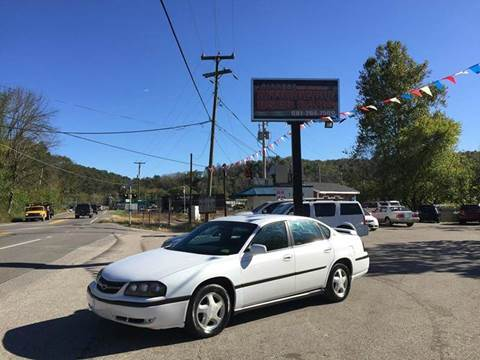 2000 Chevrolet Impala for sale in Lavalette, WV