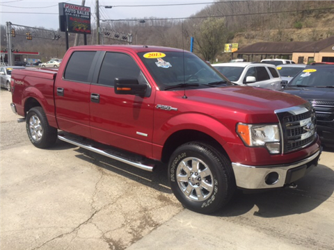2013 Ford F-150 for sale in Lavalette, WV