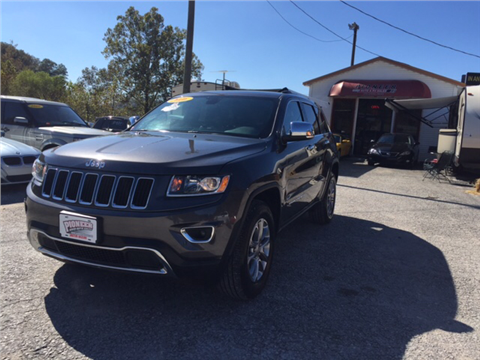 2016 Jeep Grand Cherokee for sale in Lavalette, WV