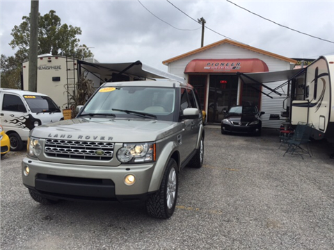 2010 Land Rover LR4 for sale in Lavalette, WV