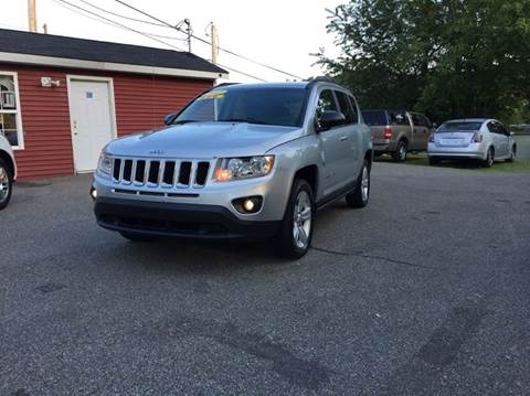 2012 Jeep Compass for sale in Lavalette, WV