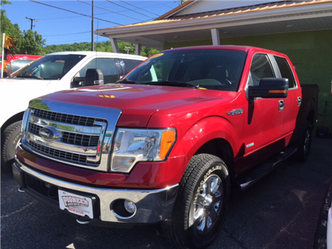 2014 Ford F-150 for sale in Lavalette, WV
