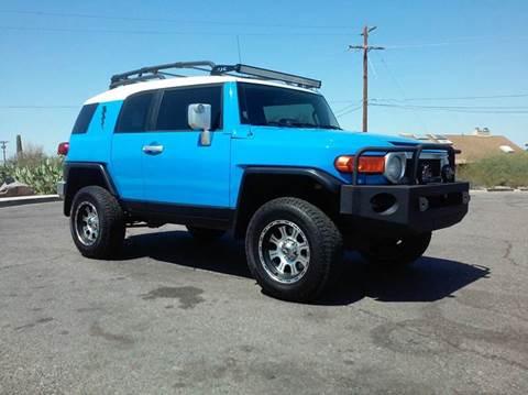 2007 Toyota FJ Cruiser for sale in Tempe, AZ