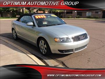 2004 Audi A4 for sale in Tempe, AZ