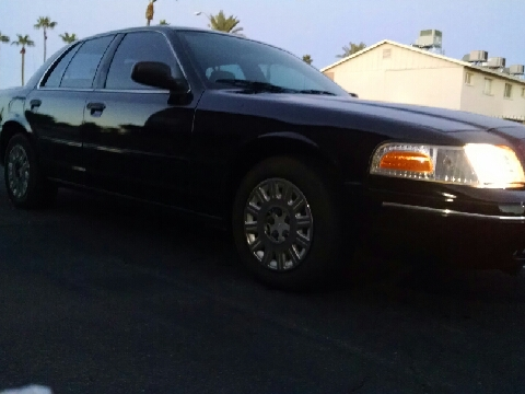 2008 Ford Crown Victoria for sale in Tempe, AZ