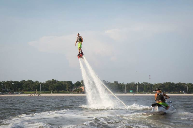 2017 FLYBOARD LESSONS BOOK YOUR FLIGHT TODAY  - Gulfport MS