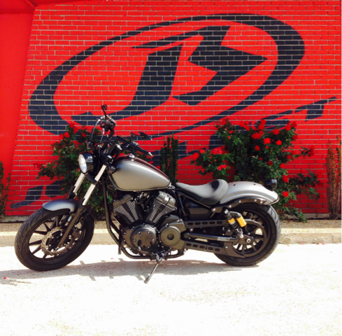 2014 Yamaha Bolt R-Spec Black - Gulfport MS