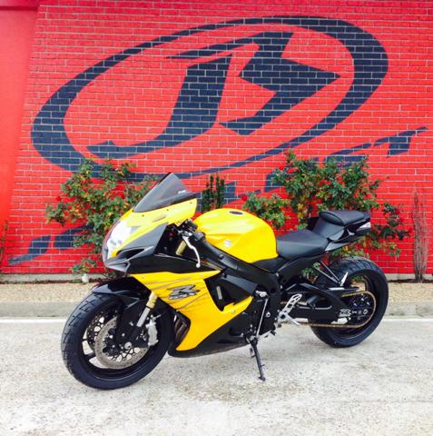 2012 Suzuki Gsx-R750 Sportbike  - Gulfport MS