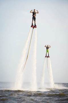 2017 FLYBOARD LESSONS BOOK YOUR FLIGHT TODAY