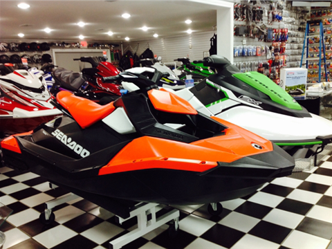 2016 Sea-Doo Spark Personal Watercraft