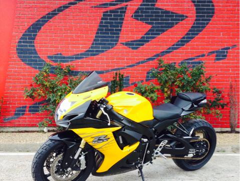 2012 Suzuki Gsx-R750 Sportbike for sale in Gulfport, MS