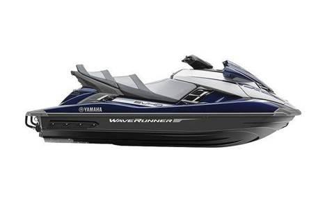 2017 Yamaha FX LIMITED SVHO