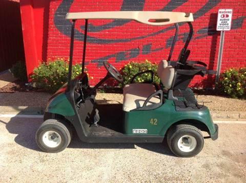 2009 E-Z Go Golf Cart Rxve