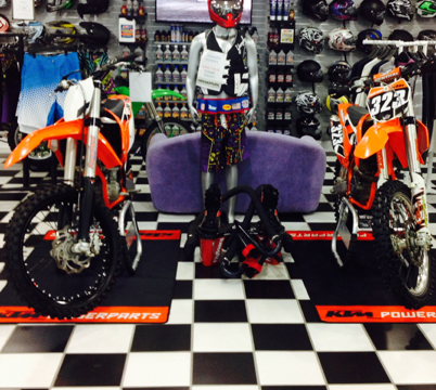 2015 KTM 250Sxf Dirt Bike 4 Stroke for sale in Gulfport, MS