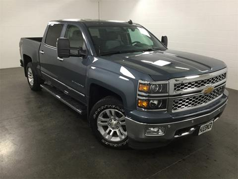 2014 Chevrolet Silverado 1500 for sale in Carrollton, OH