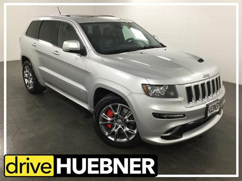 2012 Jeep Grand Cherokee for sale in Carrollton, OH