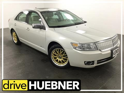 2008 Lincoln MKZ for sale in Carrollton, OH