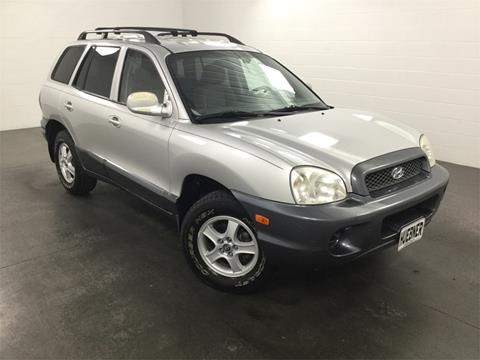 2004 Hyundai Santa Fe for sale in Carrollton, OH