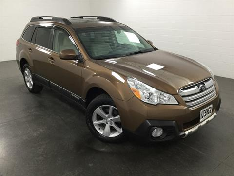 2013 Subaru Outback for sale in Carrollton, OH