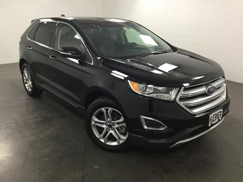 2017 Ford Edge for sale in Carrollton, OH