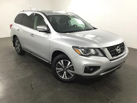 2017 Nissan Pathfinder for sale in Carrollton, OH