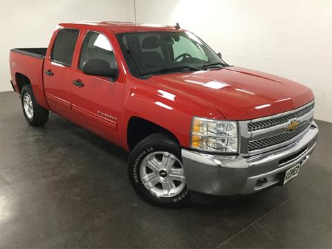 2013 Chevrolet Silverado 1500 for sale in Carrollton, OH
