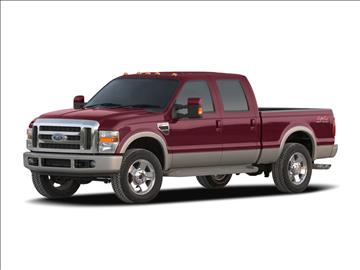 2008 Ford F-250 Super Duty for sale in Carrollton, OH
