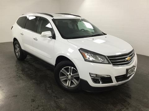 2017 Chevrolet Traverse for sale in Carrollton, OH