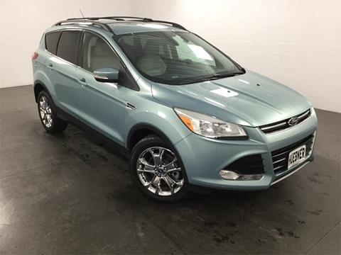 2013 Ford Escape for sale in Carrollton, OH