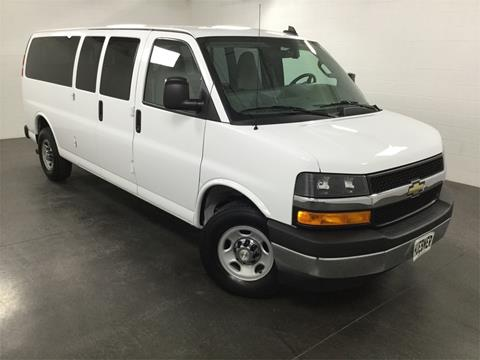 2017 Chevrolet Express Passenger for sale in Carrollton, OH