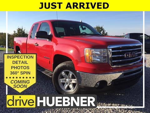 2012 GMC Sierra 1500 for sale in Carrollton, OH