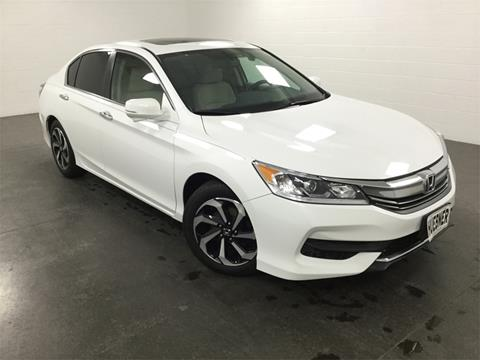 2016 Honda Accord for sale in Carrollton, OH