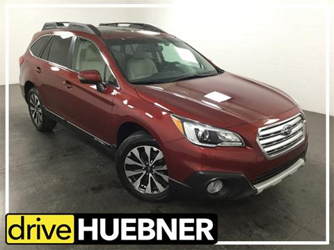 2017 Subaru Outback for sale in Carrollton, OH