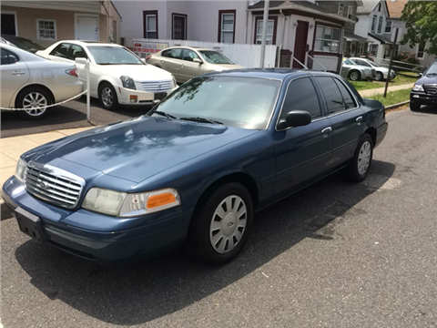 2008 Ford Crown Victoria for sale in Red Bank, NJ