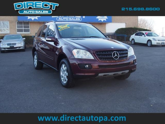 Mercedes Benz M Class For Sale In Philadelphia Pa