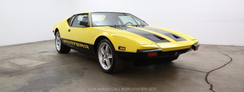 1971 De Tomaso Pantera for sale in Los Angeles, CA