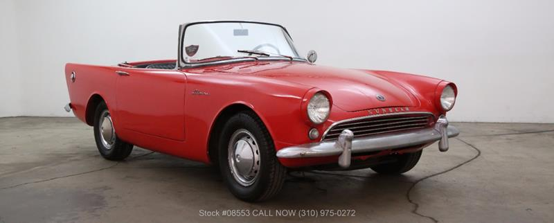 1960 Sunbeam Alpine for sale in Los Angeles, CA