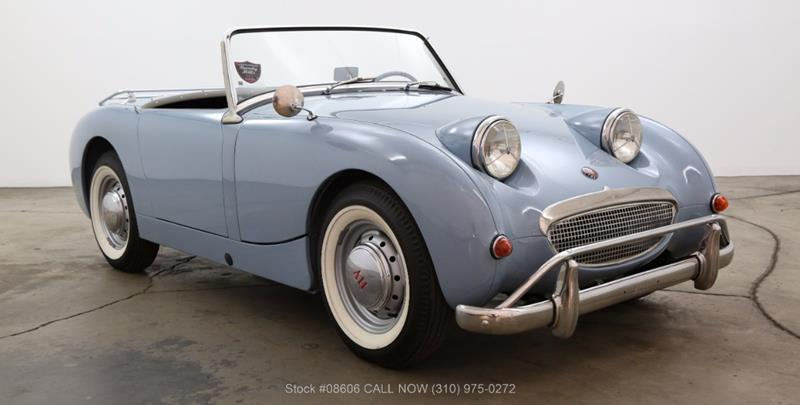 1961 Austin-Healey Bug Eye